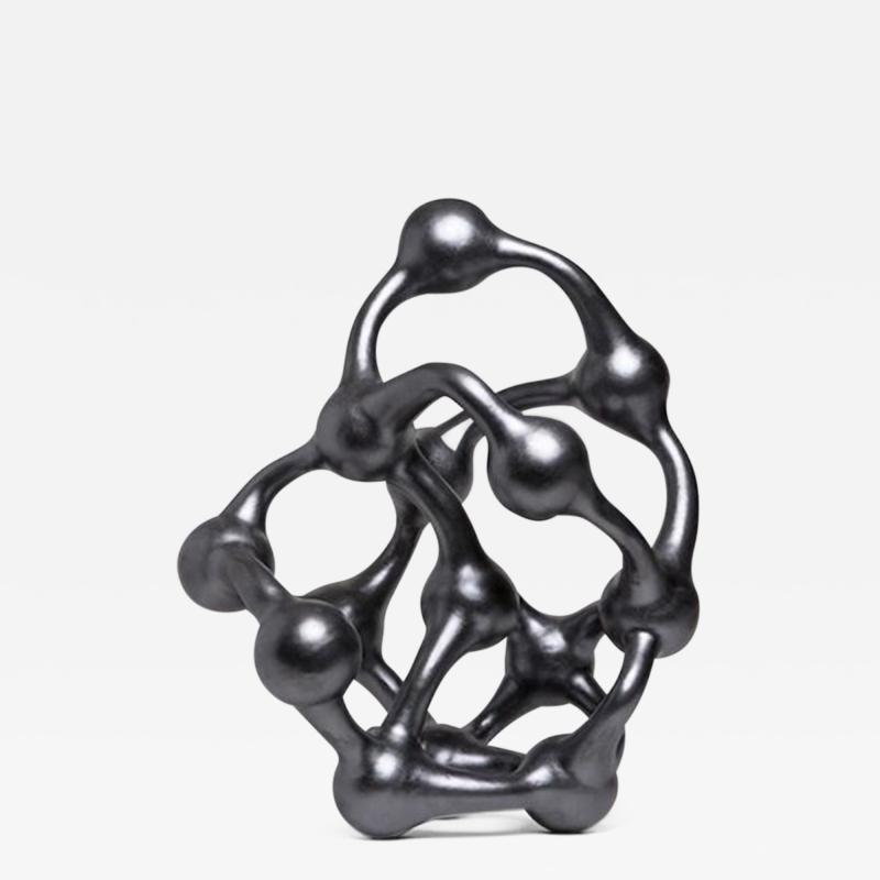 Pamela Sunday Molecular 3 Sculpture by Pamela Sunday