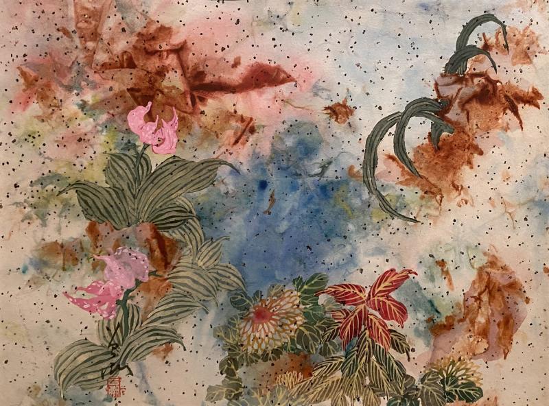 Pang Tseng Ying Flowers