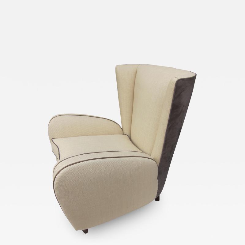 Paolo Buffa An Armchair by Paolo Buffa Italy 1950