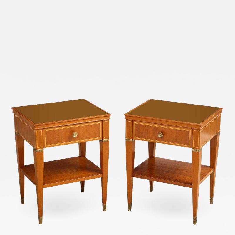 Paolo Buffa Paolo Buffa Bedside Tables