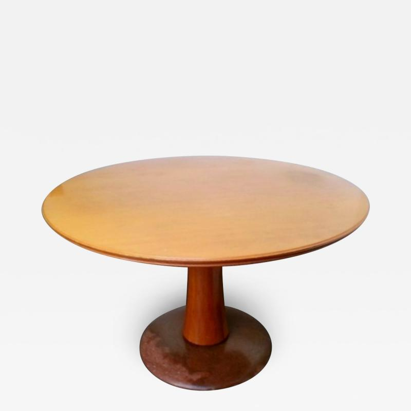 Paolo Buffa Round Dining Table