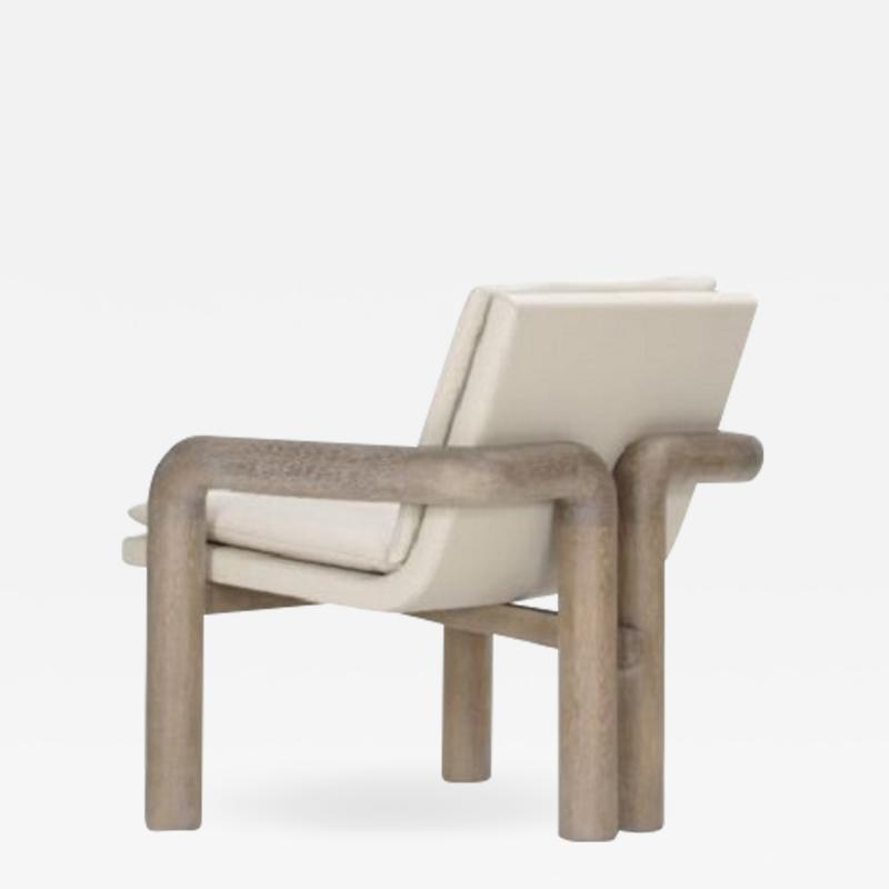Paolo Ferrari CARVED WOOD Lounge