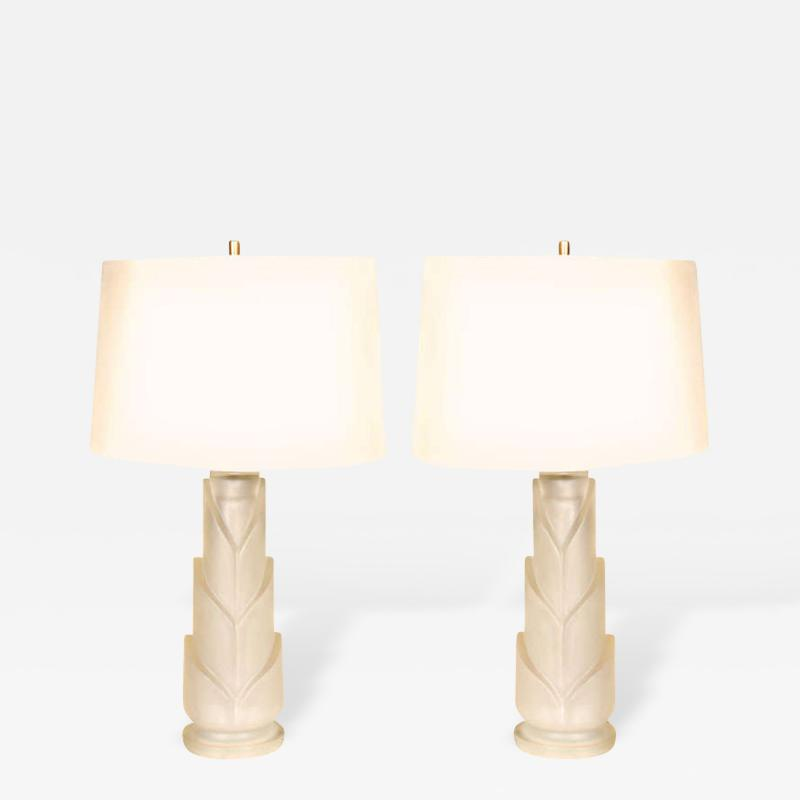Paolo Gucci Pair of Vintage Paolo Gucci Lamps