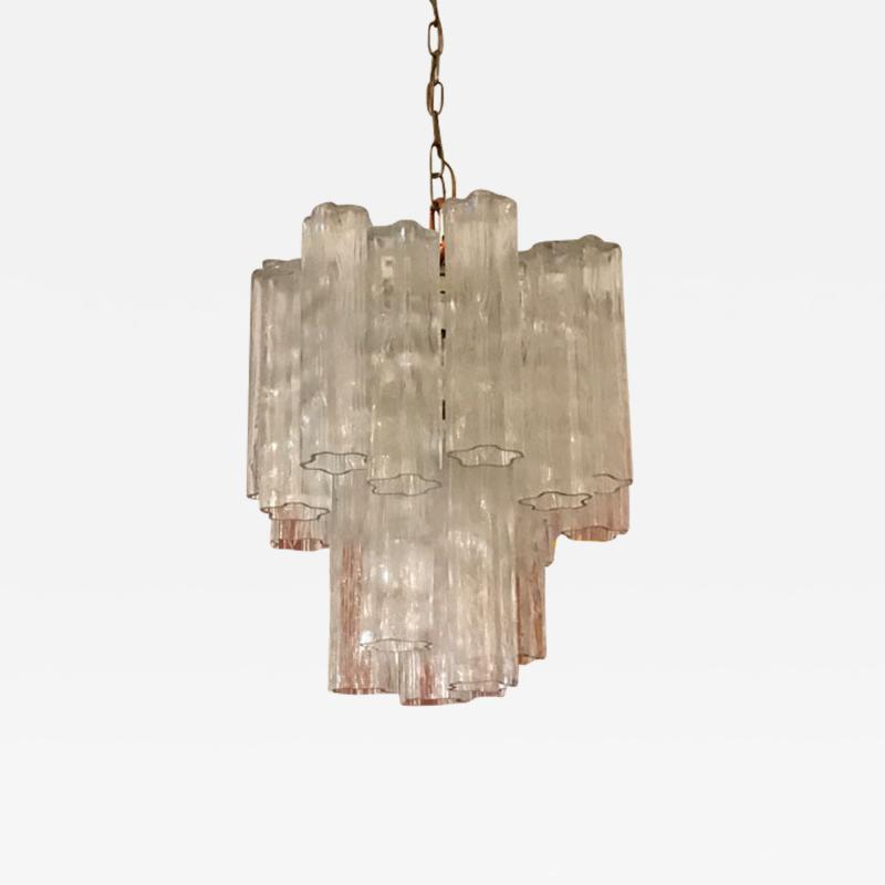 Paolo Venini Mazzega chandelier