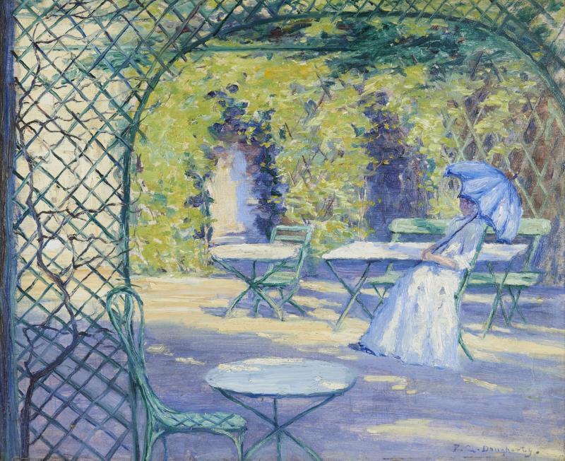 Parke Custis Dougherty Garden of Light
