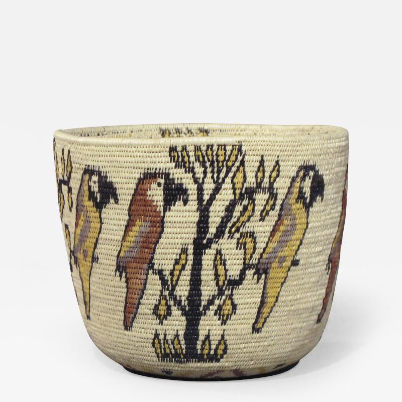 Parrot Basket