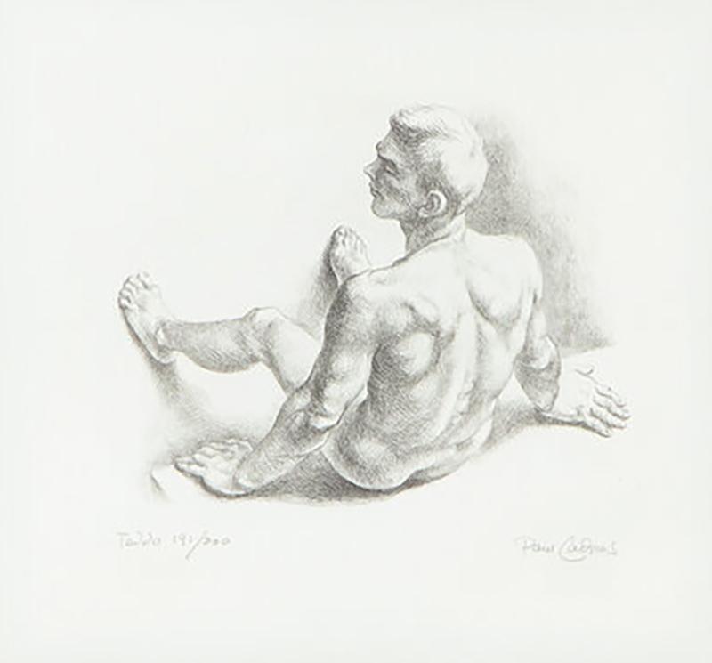 Paul Cadmus Paul Cadmus Teddo 1985