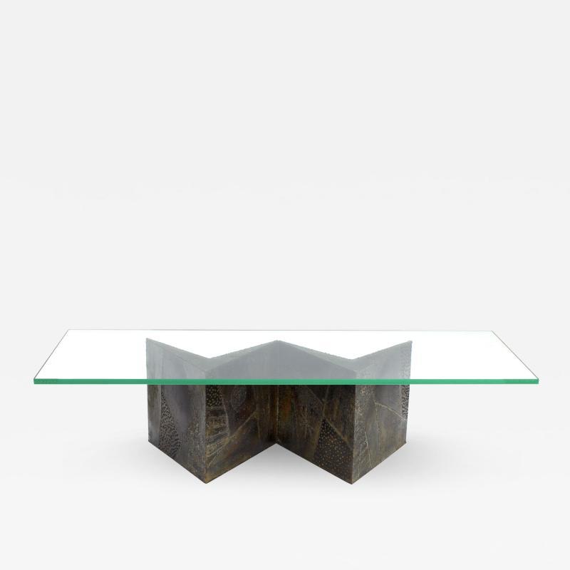 Paul Evans Model PE 11 Coffee Table by Paul Evans