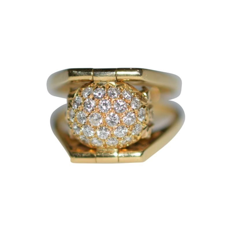 Paul Flato Paul Flato Reversible Ring