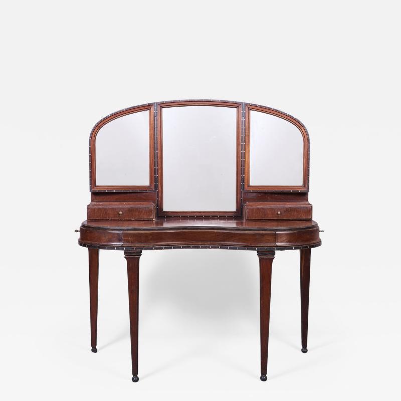 Paul Follot An Art Deco Dressing Table by Paul Follot