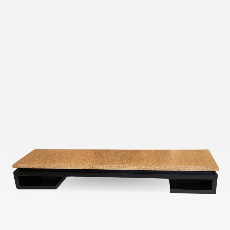 Paul Frankl Long Bench Or Coffee Table By Paul Frankl
