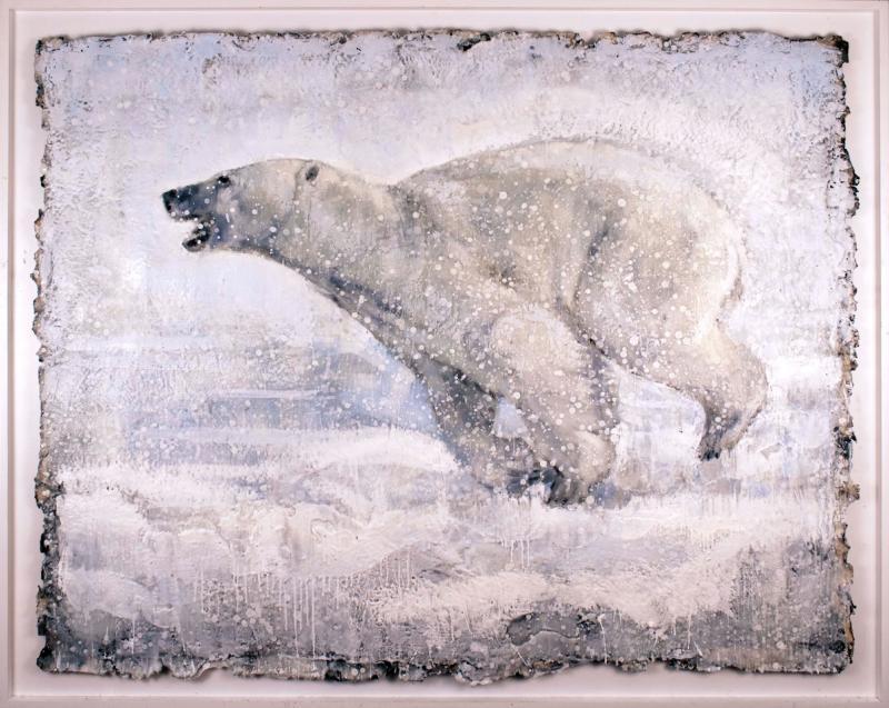 Paul Garbett Polar Bear