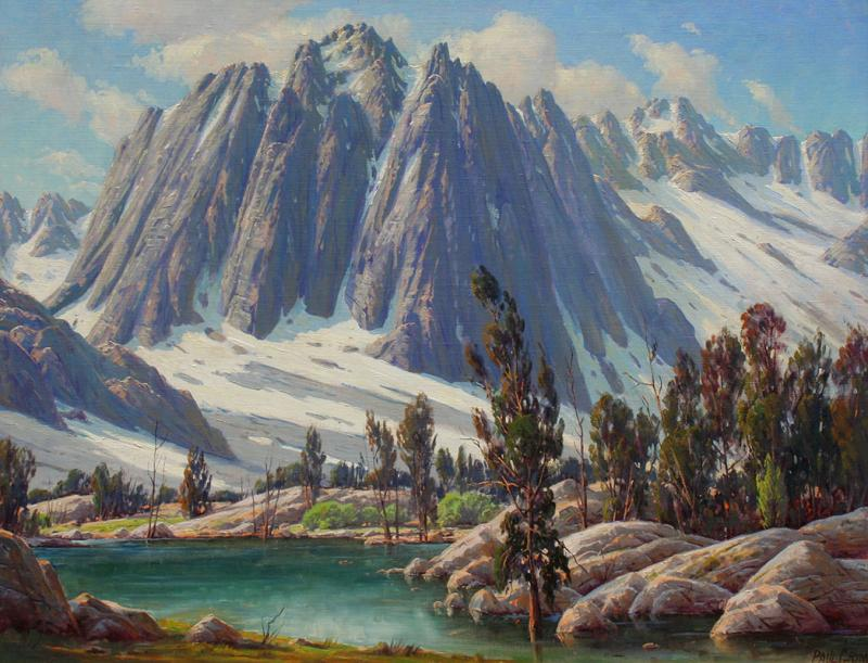 Paul Grimm Temple Crag