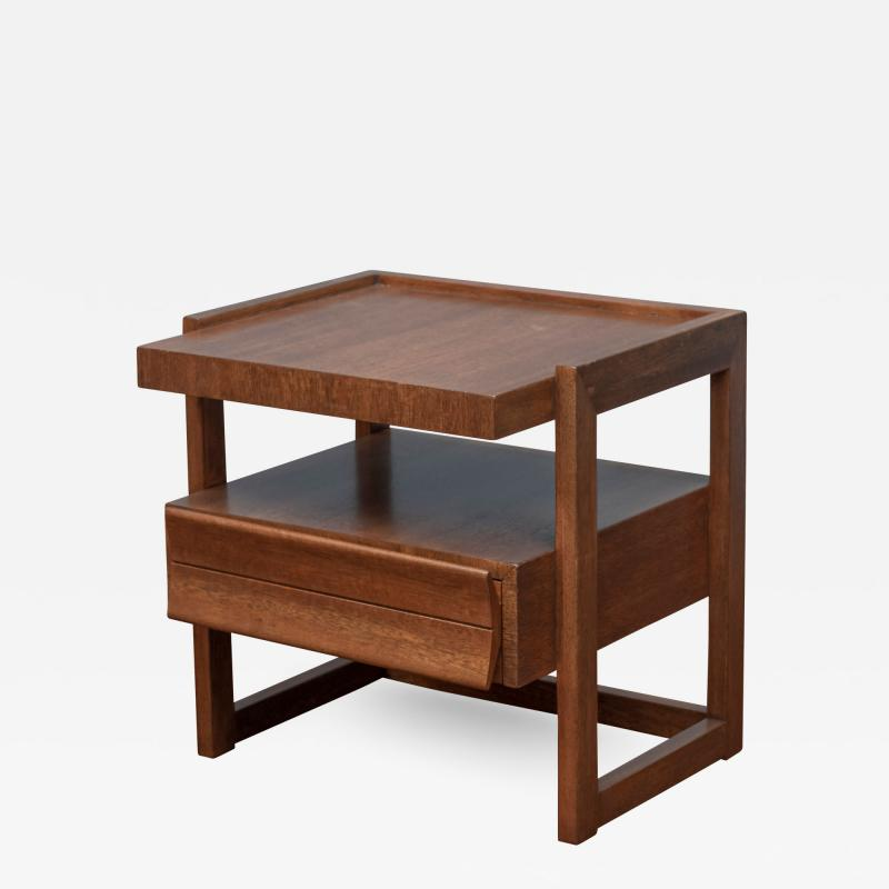 Paul L szl Paul Laszlo End Table for Brown Saltman