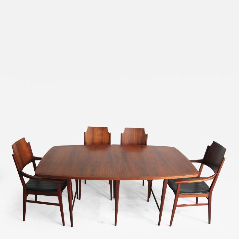 Paul McCobb Paul McCobb designed dining set for Lane