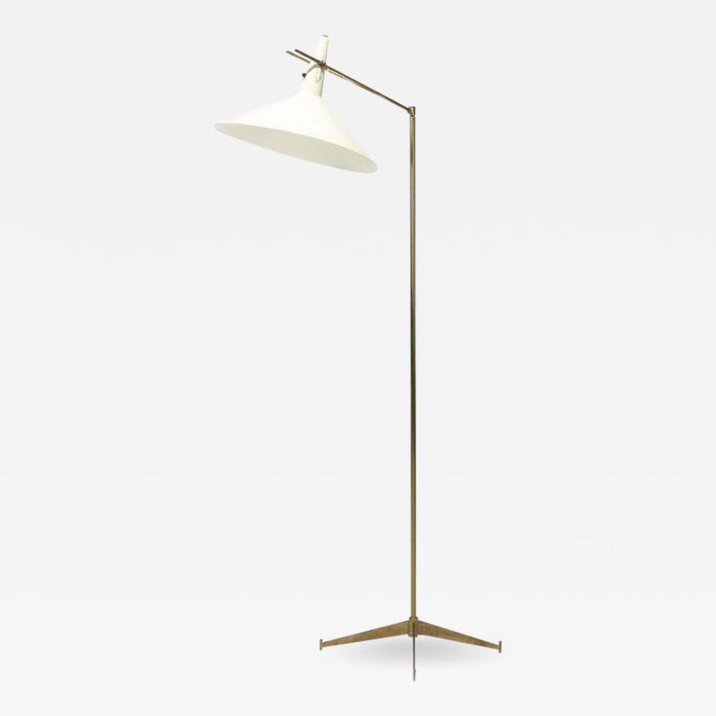 Paul McCobb Rare 1954 Paul McCobb E 11 Floor Lamp for Directional