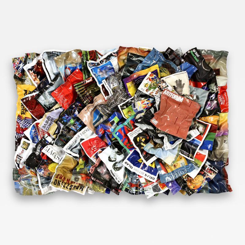 Paul Rousso Art Forum Magazine