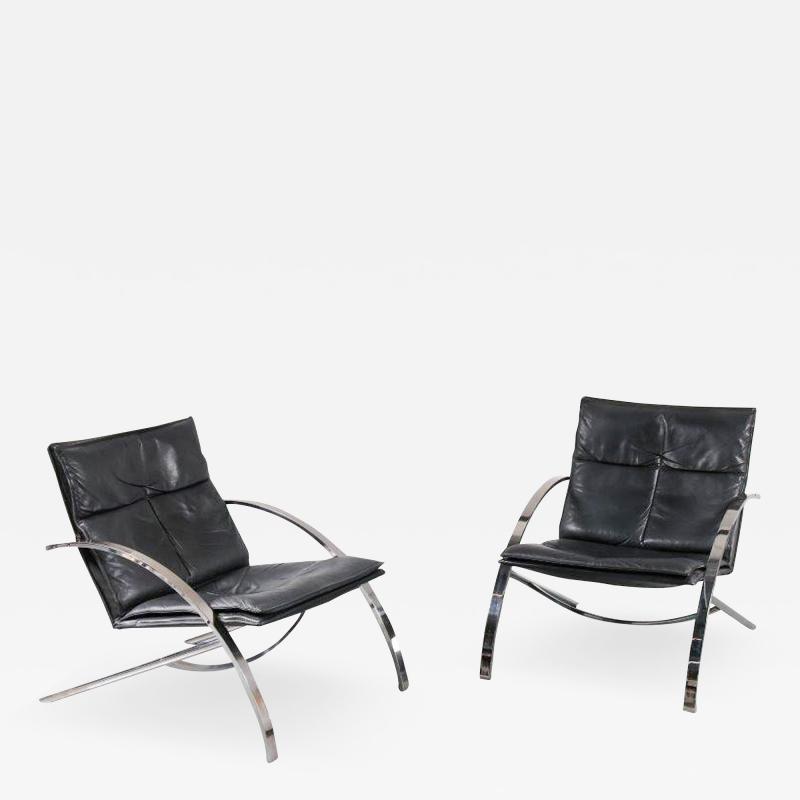 Paul Tuttle Paul Tuttle Arco Chairs for Str ssle Switzerland 1976