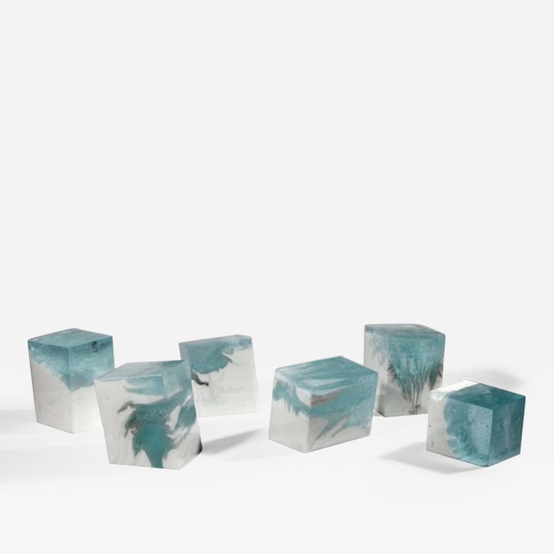 Perrin Perrin Larsen Perrin Perrin 2017 sculpture en verre Build in glass