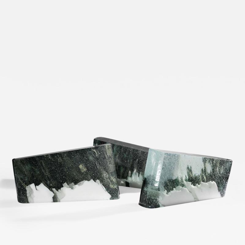 Perrin Perrin Perpetual sculpteur Perrin Perrin 2019 Built in Glass