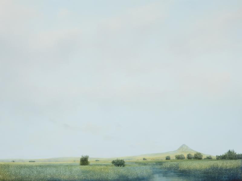 Peter Brooke Prairie Cairn