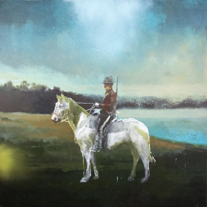 Peter Hoffer Mountie III