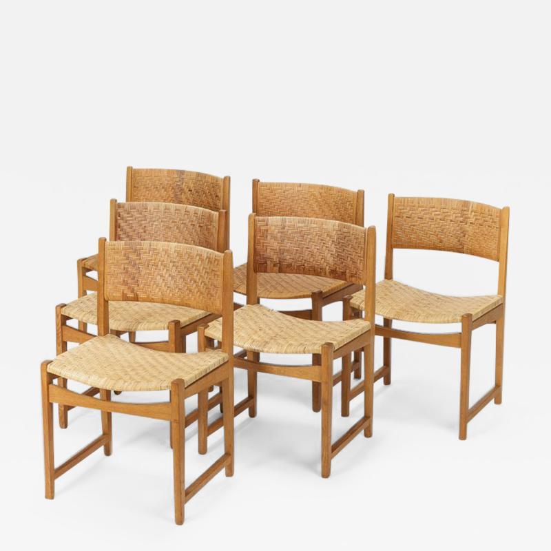 Peter Hvidt Orla M lgaard Nielsen 6 Hvidt Chairs Molgaard Nielsen
