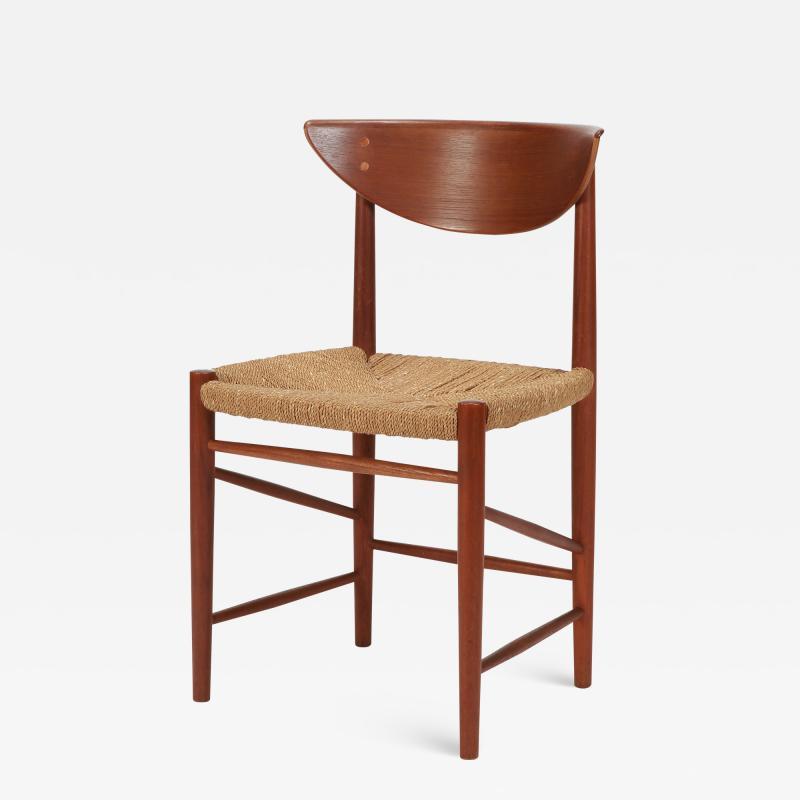 Peter Hvidt Orla M lgaard Nielsen Hvidt M lgaard Single Chair teak wood 50s
