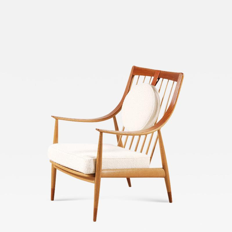 Peter Hvidt Orla M lgaard Nielsen Peter Hvidt Orla M lgaard Nielsen FD144 Easy Chair Denmark 1953