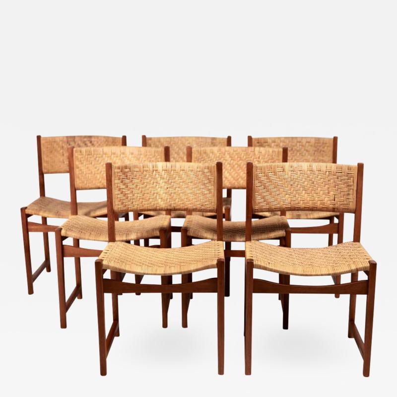 Peter Hvidt Orla M lgaard Nielsen Peter Hvidt Orla M lgard Nielsen Dining Chairs Model 350