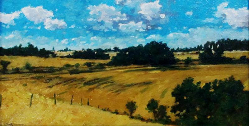 Peter Sculthorpe Summer Skies