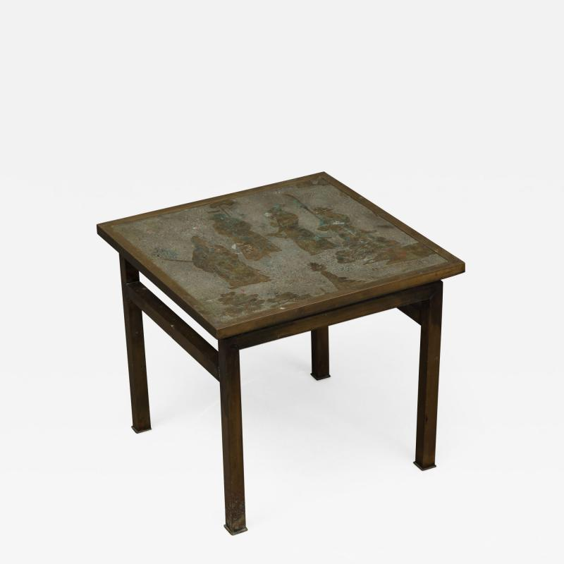 Philip Kelvin LaVerne Ming Occasional Table