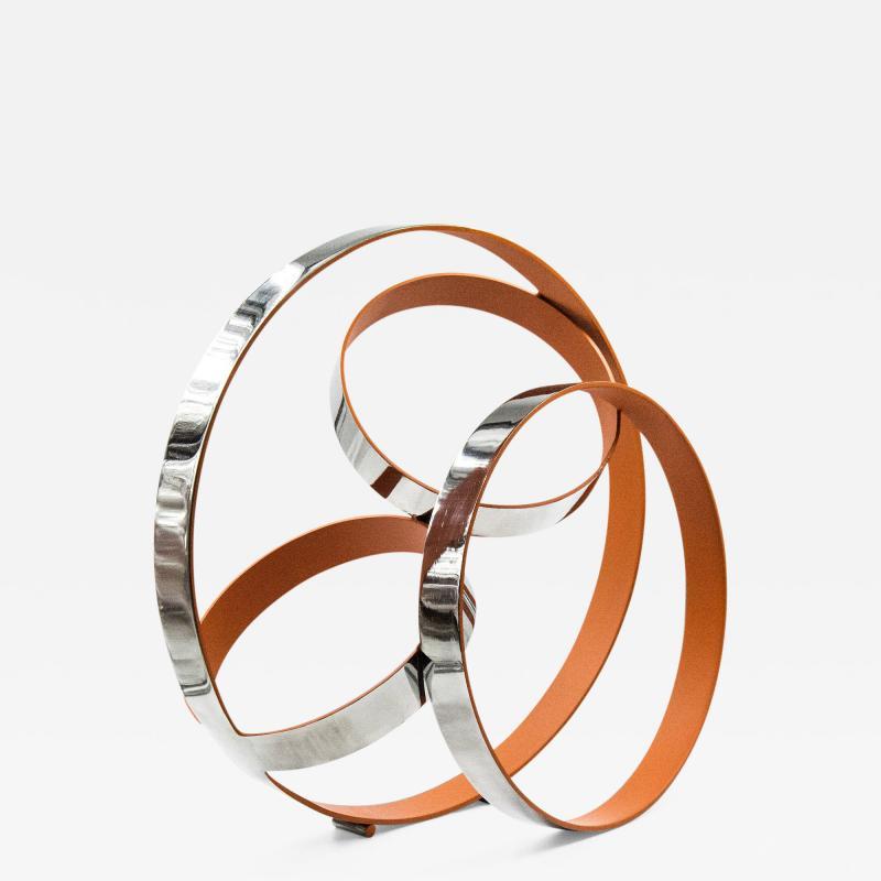 Philippe Pallafray Four Ring Temps Zero Orange