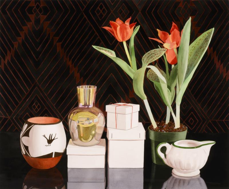 Phyllis Sloane Reflections
