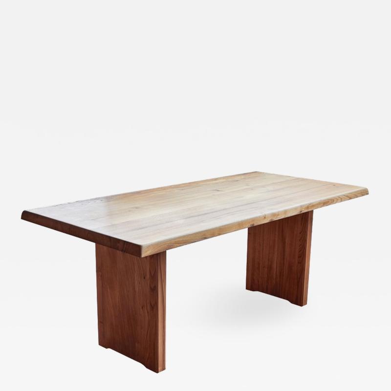 Pierre Chapo 1960s Pierre Chapo Model T14D Dining Table