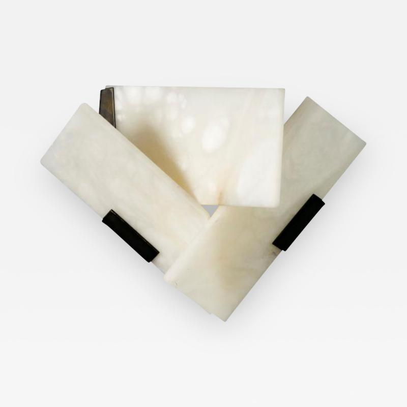 Pierre Chareau FLY 3 Wall Sconce