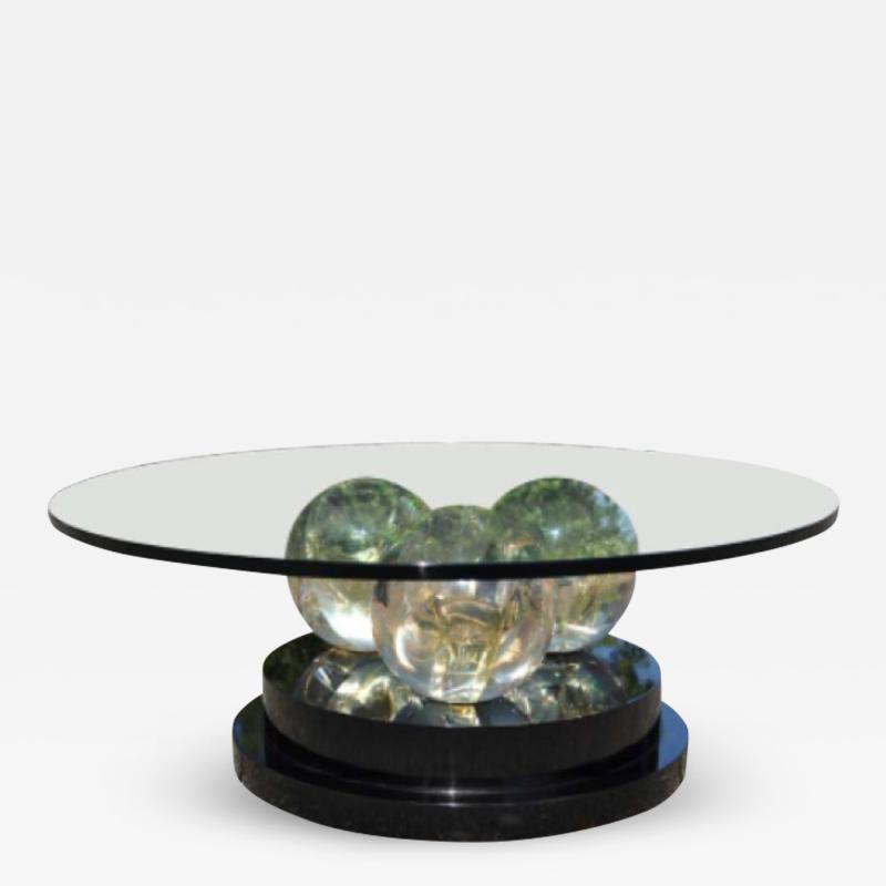 Pierre Giraudon Pierre Giraudon Style Coffee Table