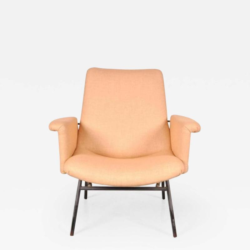 Pierre Guariche 1950s SK660 Easy Chair by Pierre Guariche for Steiner France