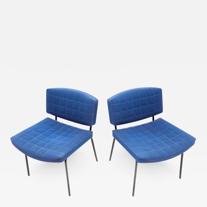 Pierre Guariche Pair of Pierre Guariche Chairs