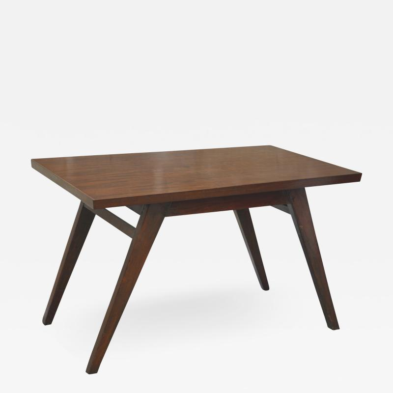 Pierre Jeanneret Pierre Jeanneret Dining table for the Himalayan Mess Hostel in Chandigarh