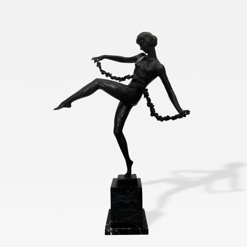 Pierre Le Faguays Deco Dancer