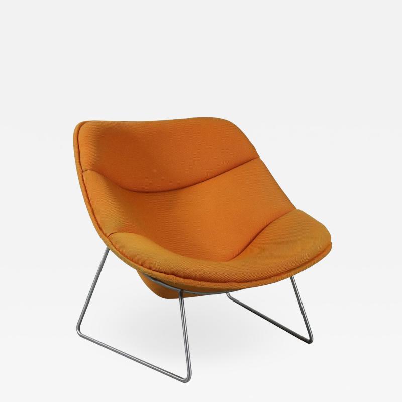 Pierre Paulin Rare F558 Chair Pierre Paulin by Artifort 1963