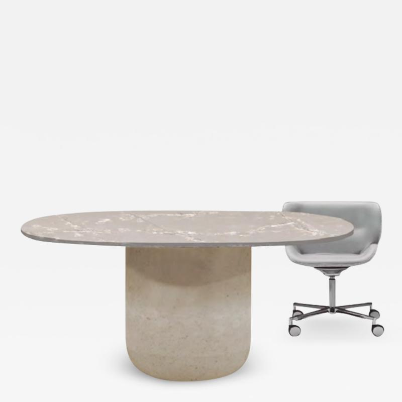 Pilldos Dining Meeting Table in collaboration with CuldeSac