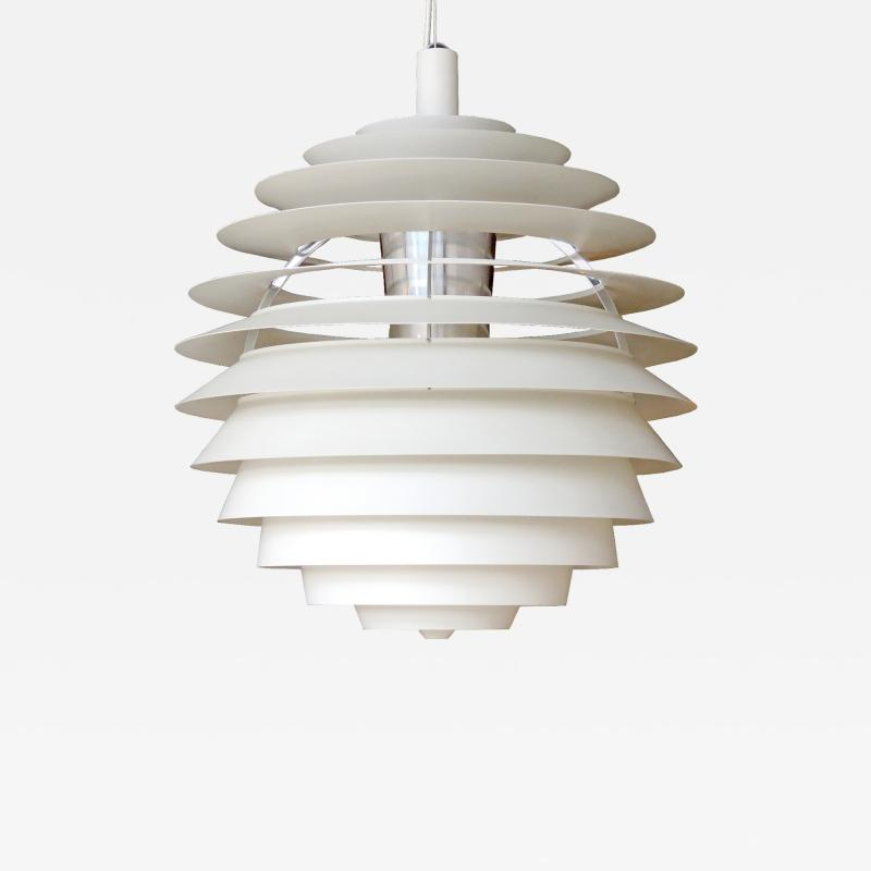Poul Henningsen Ph Louvre Pendant Light by Poul Henningsen