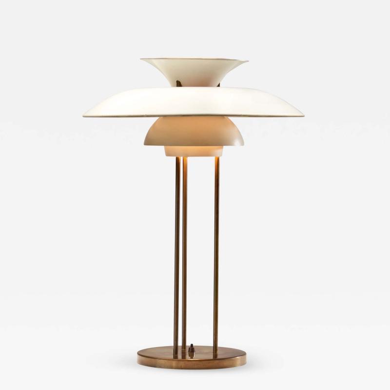Poul Henningsen Poul Henningsen PH 5 Table Lamp for Louis Poulsen Denmark 1958
