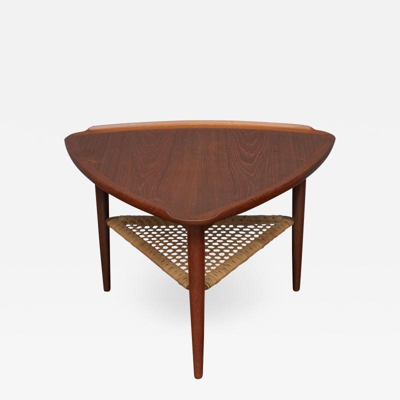 Poul Jensen Poul Jensen Triangle Form Table for Selig