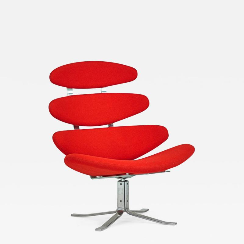 Poul Volther Poul M Volther for Erik J rgensen Corona Chair