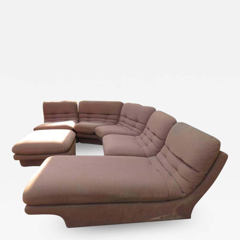 Preview Fantastic Six Piece Sectional Sofa by Preview