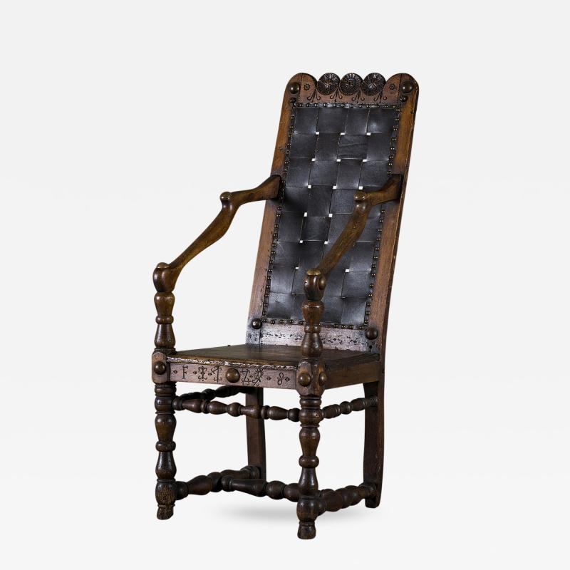 Provincial French Chair 18th Century