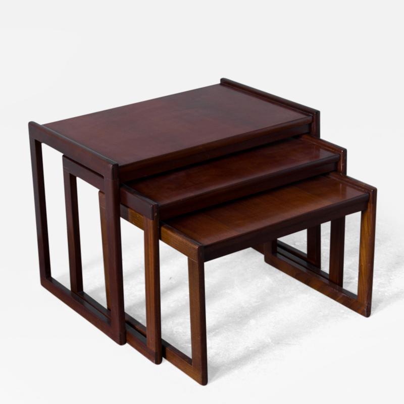 Punch Design Punch Design Inc Danish Nesting Tables